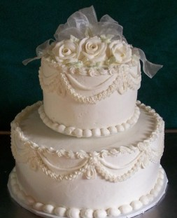 Pretty Wedding Cake Ideas For Old Fashioned10