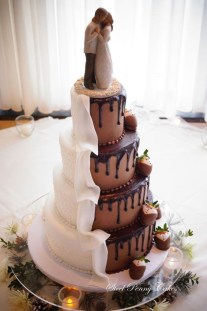 Pretty Wedding Cake Ideas For Old Fashioned11
