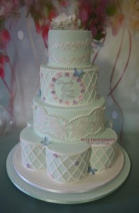 Pretty Wedding Cake Ideas For Old Fashioned13