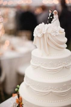 Pretty Wedding Cake Ideas For Old Fashioned24