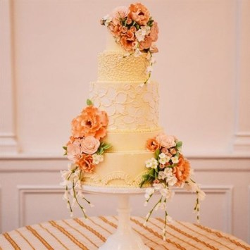 Pretty Wedding Cake Ideas For Old Fashioned26