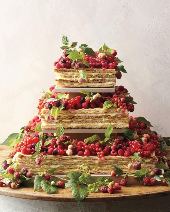 Pretty Wedding Cake Ideas For Old Fashioned33