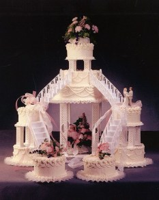 Pretty Wedding Cake Ideas For Old Fashioned37