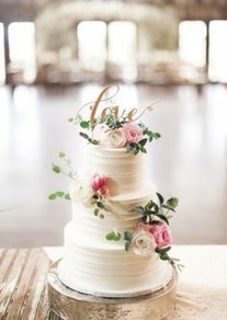 Pretty Wedding Cake Ideas For Old Fashioned40