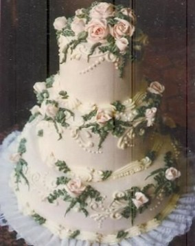 Pretty Wedding Cake Ideas For Old Fashioned43