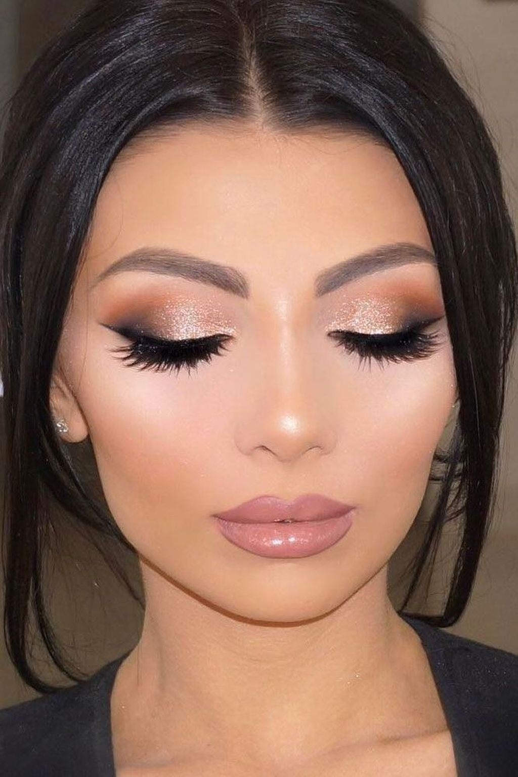 Stunning Eyeliner Makeup Ideas For Women50
