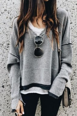 Unordinary Mismatched Outfits Ideas For Women06