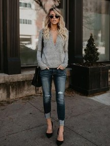 Unordinary Mismatched Outfits Ideas For Women11