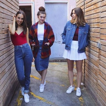 Unordinary Retro Outfit Ideas For Girl18