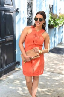 Unusual Orange Outfit Ideas For Women01