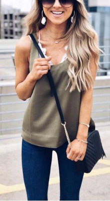 Wonderful Spring And Summer Fashion Trends Ideas24