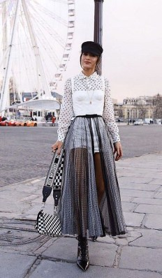 Wonderful Spring And Summer Fashion Trends Ideas25