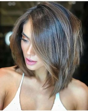 Brilliant Bob And Lob Hairstyles Ideas For Short Hair25