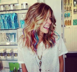 Charming Wavy Hairstyle Ideas For Your Appearance More Cool45