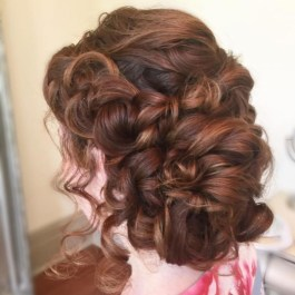 Classy Curly Hairstyles Design Ideas For Teenage In 201903