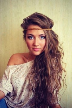 Classy Curly Hairstyles Design Ideas For Teenage In 201917
