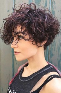 Classy Curly Hairstyles Design Ideas For Teenage In 201921