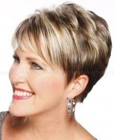 Cute Short Hairstyles Ideas For Women Over 5036