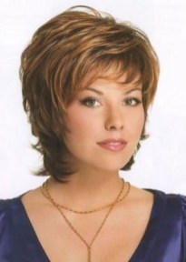 Cute Short Hairstyles Ideas For Women Over 5039