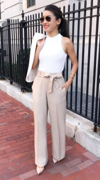 Fashionable Work Outfit Ideas To Try Now05