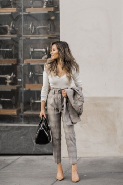 Fashionable Work Outfit Ideas To Try Now07