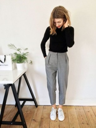 Fashionable Work Outfit Ideas To Try Now16