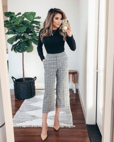 Fashionable Work Outfit Ideas To Try Now39