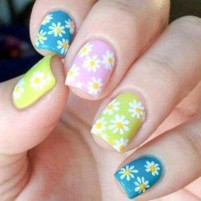 Gorgeous Nail Designs Ideas In Summer For Women13