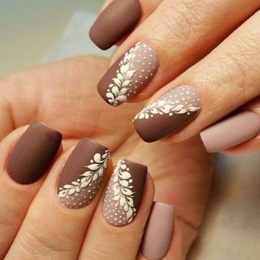 Gorgeous Nail Designs Ideas In Summer For Women35