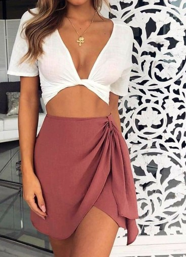 Gorgeous Outfits Ideas For Summer 201947