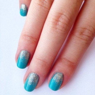 Inspiring Nail Art Ideas For Wedding Party30