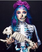 Perfect Hairstyles Ideas For Killer Costume13