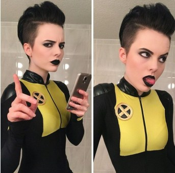 Perfect Hairstyles Ideas For Killer Costume31