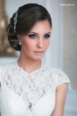 Rustic Hairstyle Ideas For Wedding16