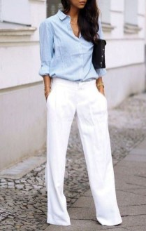 Unique Work Outfit Ideas For Summer And Spring05