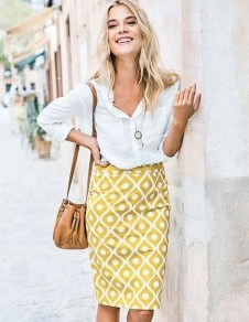 Unique Work Outfit Ideas For Summer And Spring06