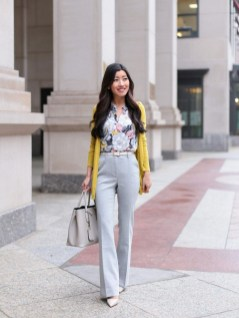 Unique Work Outfit Ideas For Summer And Spring23