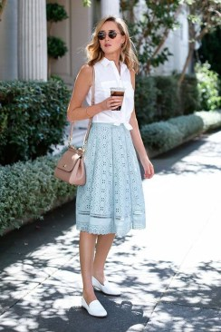 Unique Work Outfit Ideas For Summer And Spring25