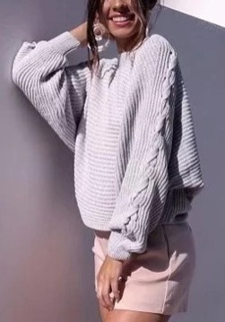 Affordable Women Outfit Ideas For Summer With Sweaters10