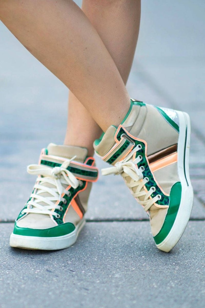 Charming Sneakers Shoes Ideas For Street Style 201936