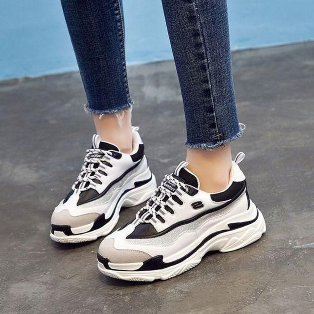 Charming Sneakers Shoes Ideas For Street Style 201937