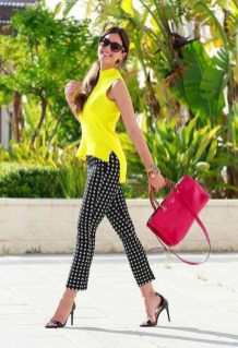 Creative Work Outfits Ideas For Womens05