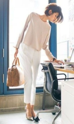 Creative Work Outfits Ideas For Womens44