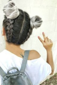 Cute Hair Styles Ideas For School03