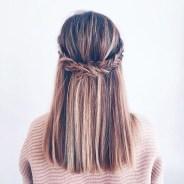 Cute Hair Styles Ideas For School15