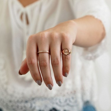 Cute Womens Ring Jewelry Ideas For Valentines Day04