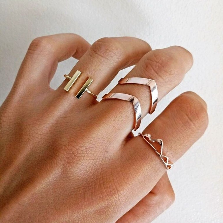Cute Womens Ring Jewelry Ideas For Valentines Day09