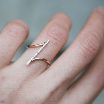 Cute Womens Ring Jewelry Ideas For Valentines Day13