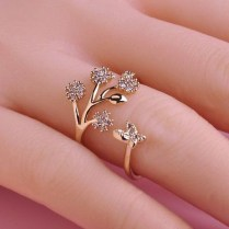 Cute Womens Ring Jewelry Ideas For Valentines Day32