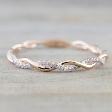 Cute Womens Ring Jewelry Ideas For Valentines Day33